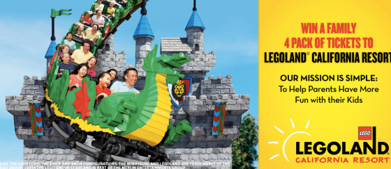Register Llc California >> 4 FREE Tickets to LEGOLAND in California! | Mojosavings.com