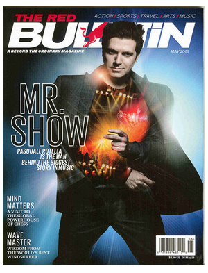 MAG1 FREE Red Bulletin Magazine Subscription!