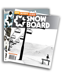 MAG2 FREE Subscription To Snowboard Magazine!