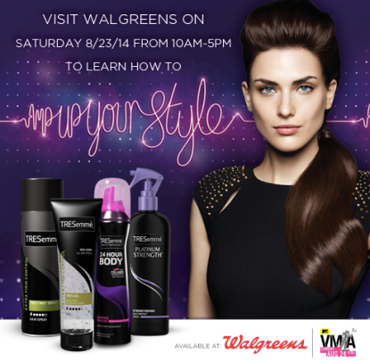 Saturdate *HOT* Free TRESemme PRoducts and Coupons at Walgreens