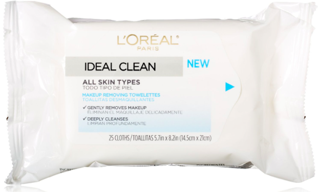 Screen Shot 2014 06 22 at 11.51.33 PM L'Oreal Ideal Clean Towelettes Moneymaker at Walgreens!