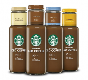 Starbucks Iced Coffee new line pic 300x270 Starbucks Iced Coffee only $0.67 at CVS!