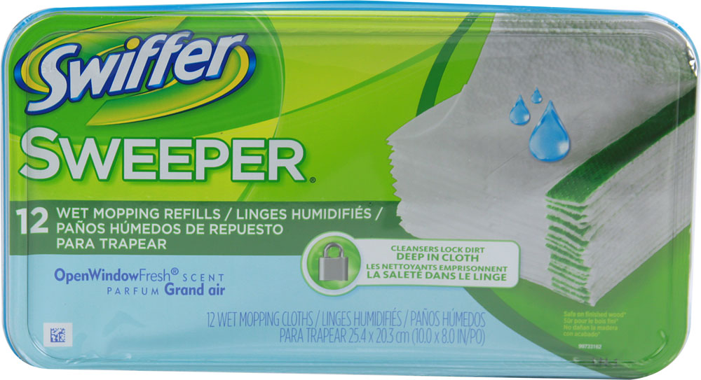 Target coupon swiffer wet jet