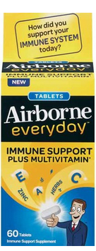 airborne Airborne Everyday Vitamin C Tablets only $5.19 (reg $10.19) at Target!