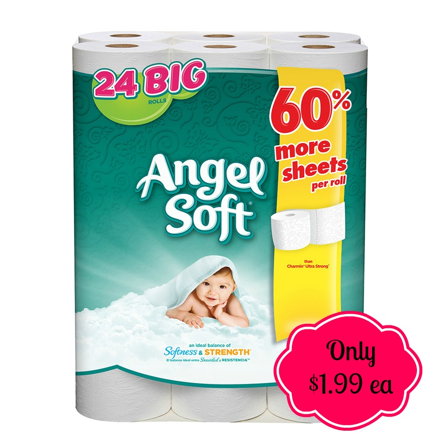 Angel soft toilet paper printable coupons 2018
