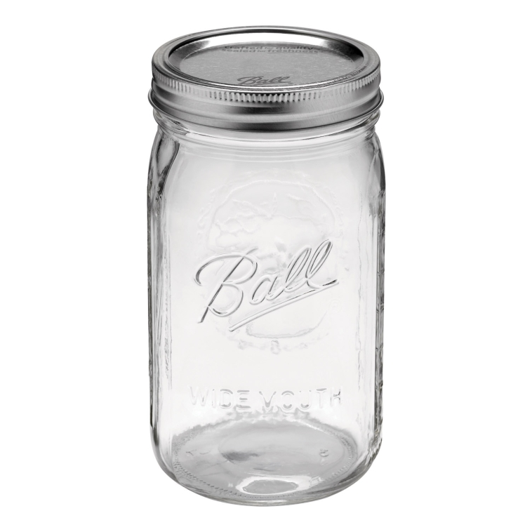 ball canning jars Ball Wide Mouth Mason Jars 12 pk only $10!