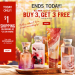 bath and body works, bath and body works buy 3 get 3, $1 shipping, retail deals, bath and body works coupons