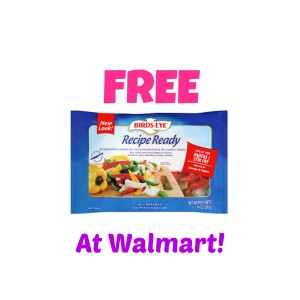 birdseye2 300x300 FREE Birds Eye Recipe Ready Veggies at Walmart!