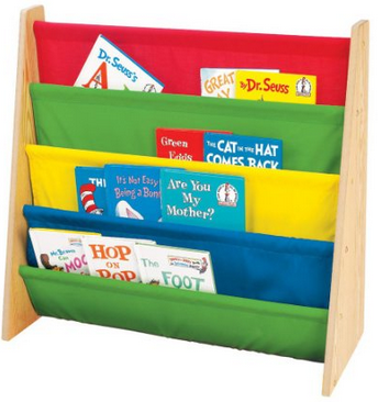 cat Tot Tutors Book Rack only $22.49 (reg $79.99)!