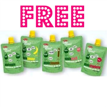 gogo FREE GOGO Squeez Pouches at ShopRite!