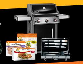 grill3 Gold'n Plump Prize Giveaway Sweepstakes!