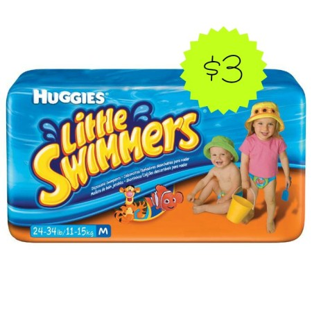 huggies little swimmers 22567971 e1407778645281 Huggies Little Swimmers Diapers Only $3 at Rite Aid!