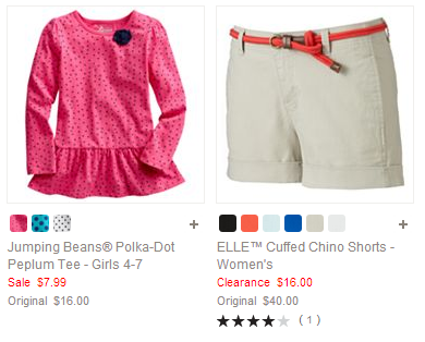 kohls sale1 Kohls 50% off + 15% off Coupon code    Clothing, Bedding, Shoes and more!