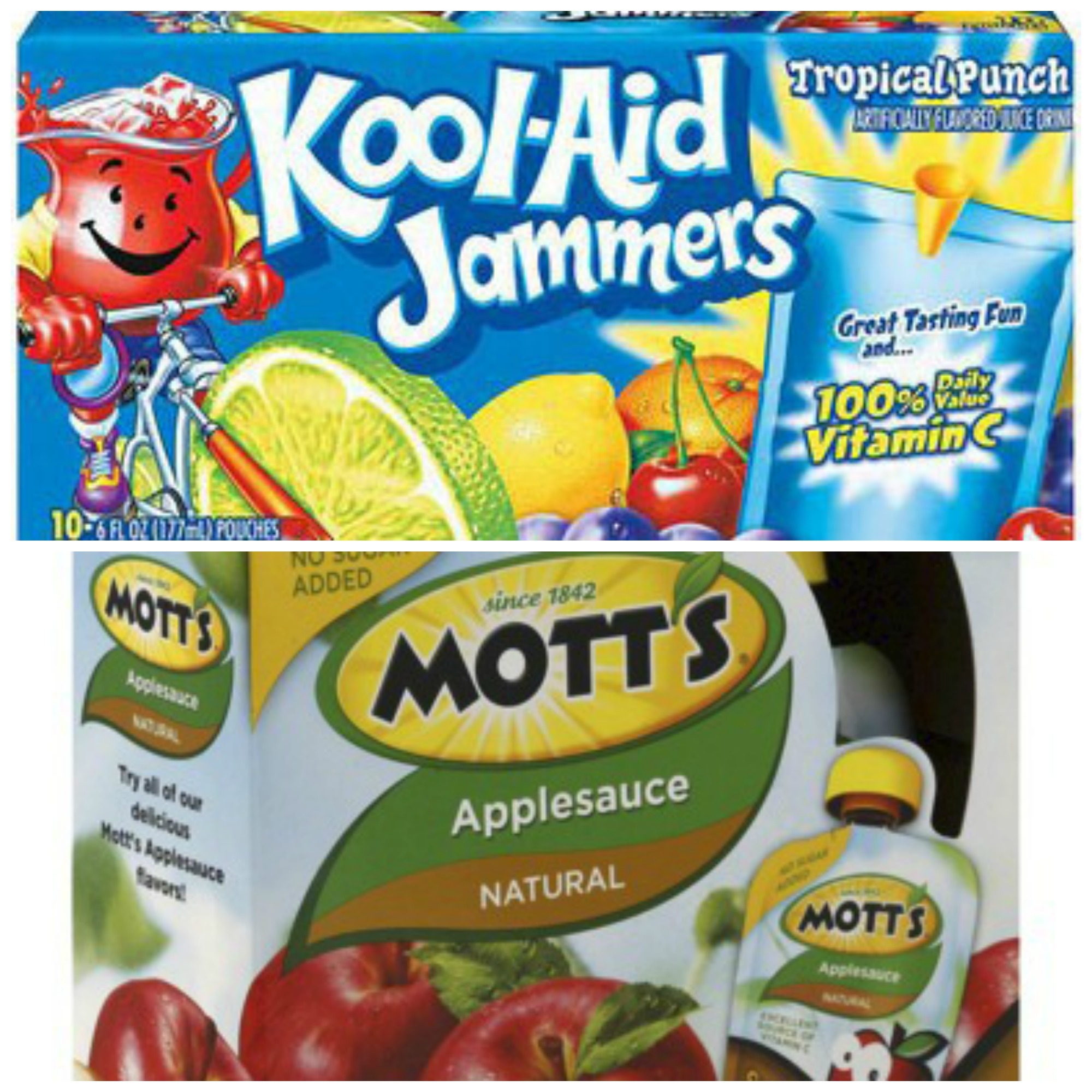kool aid mott deals Kool Aid and Motts Apple Sauce only $0.37 at Target!
