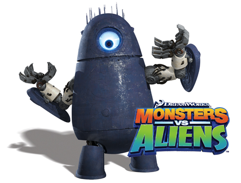 monstersvsaliens FREE Monsters vs Aliens Robot Build and Grow Clinic at Lowes!