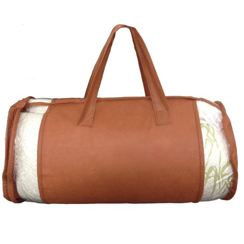 pillowbamboocase 500x500 Refael Collection Bamboo Memory Foam Hypoallergenic Pillow with Carry Bag Only $19.99 + FREE Shipping! (Reg. $99!)
