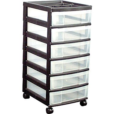 s0133753 sc7 6 Drawer Mobile Organizer Only $19.99 Shipped (reg $42.59)!