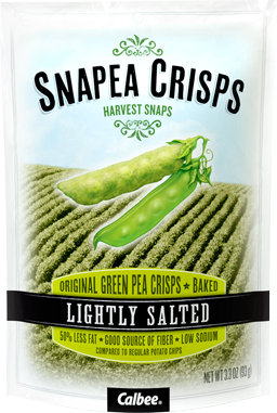 snapepa Harvest Snaps Snapea Crisps Only $0.91 at Walmart!