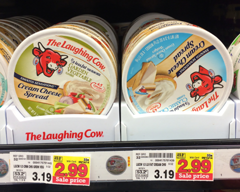 unnamed2 The Laughing Cow Cheese only $0.99 at Kroger!