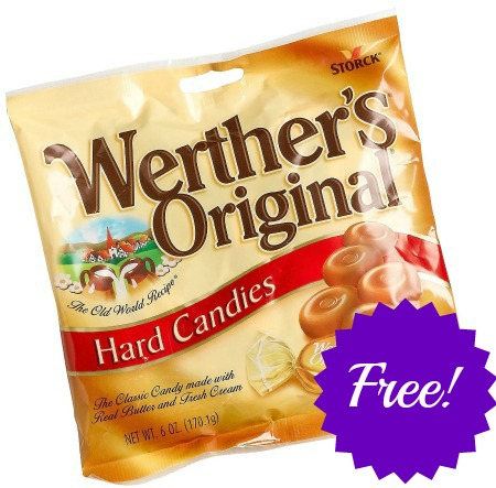FREE Werther's Originals Candy at Walgreen's, Free Stuff, Freebies, Free Candy, Candy Coupons, Werther's Coupons, Halloween Candy