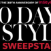 20 Days of Style Sweepstakes, instyle sweepstakes