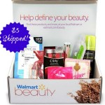 Walmart Beauty Box, beauty Samples, free samples, $5 beauty box