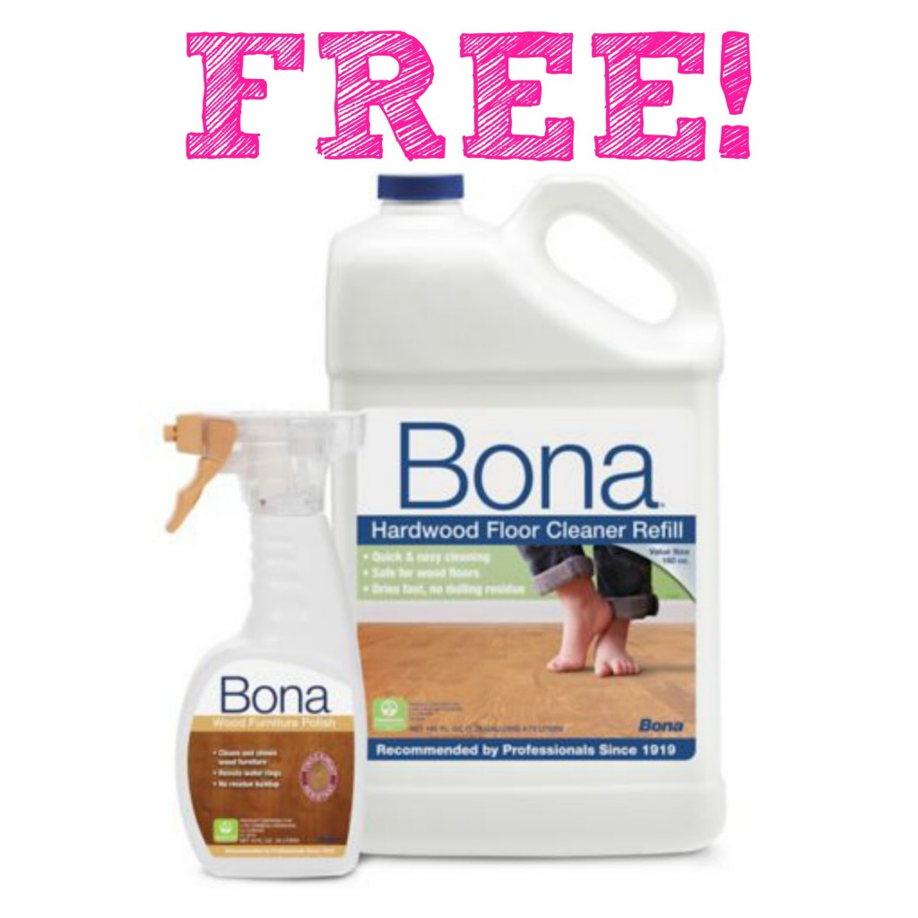 FREE Bottle of Bona Wood Floor/Furniture Polish, Free Stuff, Freebies, Furniture Polish, Wood Floor Cleaner, Wood Polish, Wood Floor Spray, Free Samples
