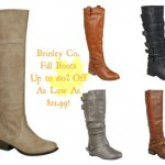 Fall Boots, brinley Co. fall boots, zulily boot sale, zulily deals