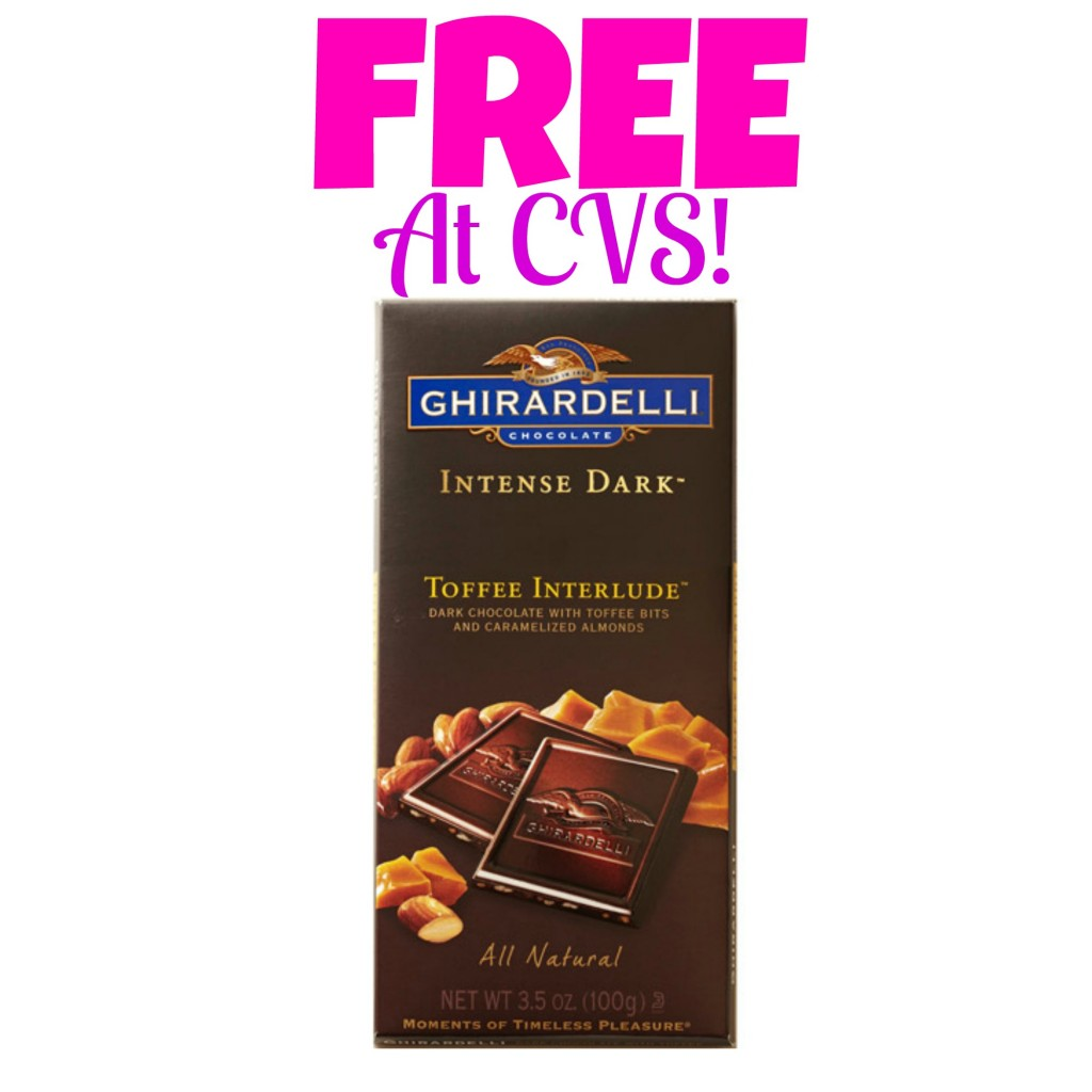 FREE Ghirardelli Chocolate at CVS, Free Stuff, Freebies, Coupons for Chocolate, Candy Coupons, Ghiradelli Coupons, CVS Clearance Deals