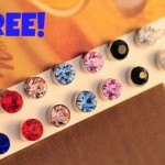 Magnetic Earrings, free Magnetic Earrings, shotcost freebies, shotcost Magnetic Earrings