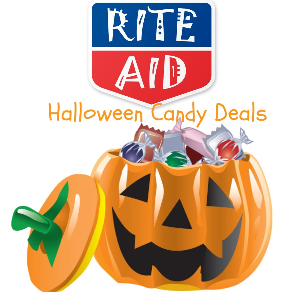 Rite Aid: Halloween Candy Deals (Starts 9/7), Halloween Candy Sale, Rite Aid Candy Deals, Candy Coupons