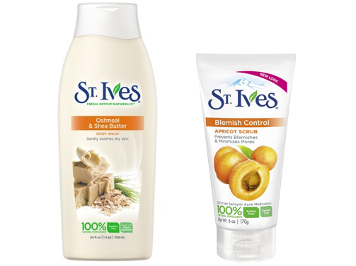 Buy 2 St. Ives Body Wash 24 oz. $ Buy 1 Pond's Original Fresh Makeup Remover Wipes 28 ct. $ Total $ Use (2) $/1 St. Ives Product coupons found in the 9/23 RMN (exp 10/7) – limit 2.