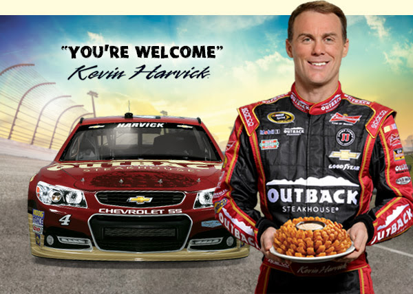 FREE Bloomin' Onion at Outback on Monday 9/8, Free Stuff, Freebies, Restaurant Deals, Outback Freebies, Free Appetizer, Restaurant Freebies