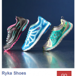 ryka athletic shoes zulily, ryka athletic shoes, retail deals, zulily deals, womens athletic shoes sale