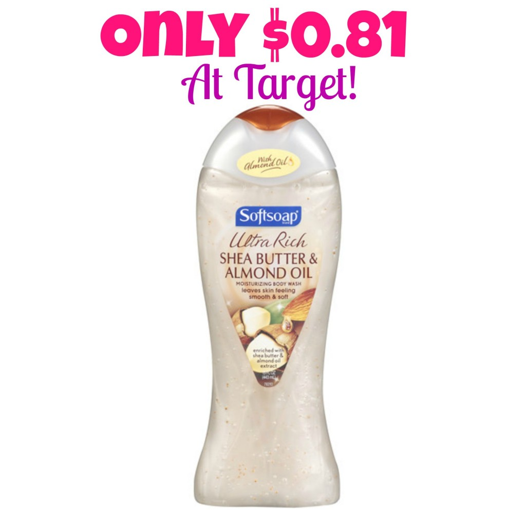 Softsoap Body Wash Only $0.81 at Target, Stock up, Cheap Body Wash, Softsoap Coupons, Coupons for Body Wash, Bath Soap