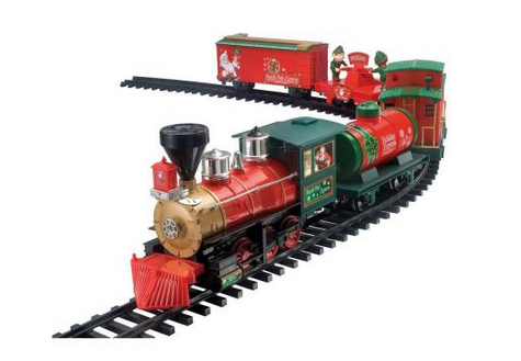 north pole express christmas train set only 994 reg 4498 - North Pole Junction Christmas Train