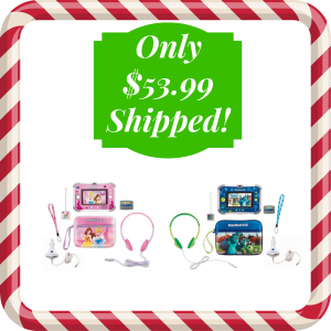V-Tech Innotab Bundle Gift Sets Only $53.99 Shipped (Reg. $159.99!), Christmas Gifts for Kids, Santa Gift, Kid's Electronics, V-Tech Toy Deals, Coupon Codes