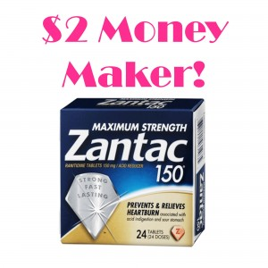 $2.00 Money Maker On Zantac At Rite Aid, Hot Rite Aid Deals, Heartburn Relief, Coupons for Zantac, Zantac Coupons, Zantac Rebate, Money Maker