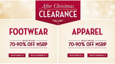 401f7073add 6pm After Christmas Clearance Sale -Save Up to 90% Off + FREE Shipping!