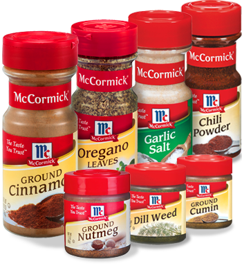 free mccormick spices
