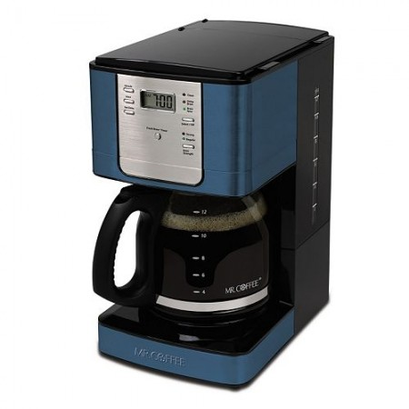 Family Dollar K Cup Coffee Maker : Mr. Coffee 12-Cup Programmable Coffee Maker Only USD 21.99 (Reg. USD 49.99!)