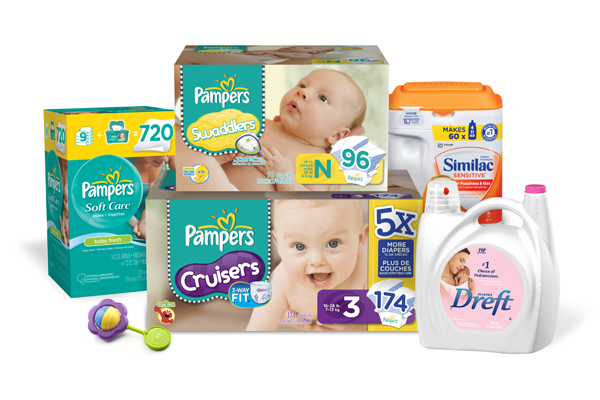 free  25 target gift card on baby products purchase of  100 or more