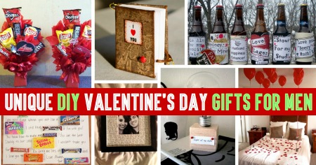 Whether you are gift hunting for a husband, boyfriend or someone you recently started dating, finding the right gift for Valentine's Day can be very tough.