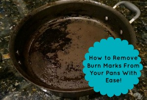 how to remove burn marks from your pans with ease. Black Bedroom Furniture Sets. Home Design Ideas