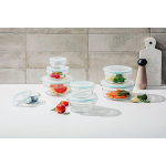 Sam's Club Member : Glasslock 16-Piece Round Shape Glass Food Storage Set – $24.98(REG$50)