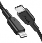 iPhone 11 Charger, Anker USB C to Lightning Cable [3Ft Apple MFi Certified] $11.46 (REG $17.99)