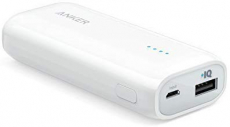 Anker Astro E1 5200mAh Candy bar-Sized Ultra Compact Portable Charger $13.99 (REG $19.99)