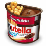 24-Pack Nutella and Go Snack Packs $17.99 (REG $35.76)