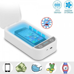 UV Cell Phone Sanitizer, Portable UV Light Cell Phone Sterilizer $28.92 (REG $58.99)