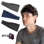 Hair Outdoor Sport Workout Striped Turban $9.99 (REG $19.99)